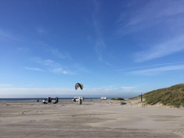 Lokken paragliders