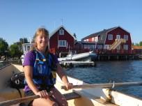 Ringstad - (n rowing)