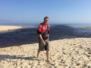 Havang beach (a on the sand)