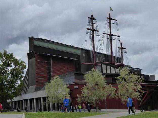 Vasa Museum - (approach)