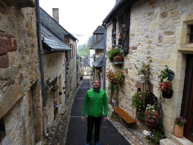 Turenne (Az in narrow street)