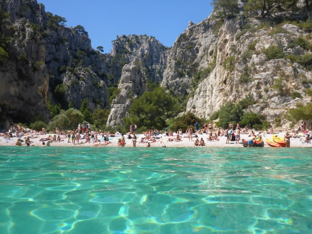 France The Calanques Beaches Of Cassis And Sanary Sur Mer