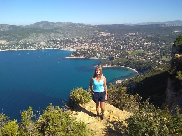 Route des Cretes- coastal view