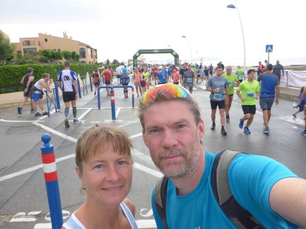 Sausset-les-pins - (raceday selfie)